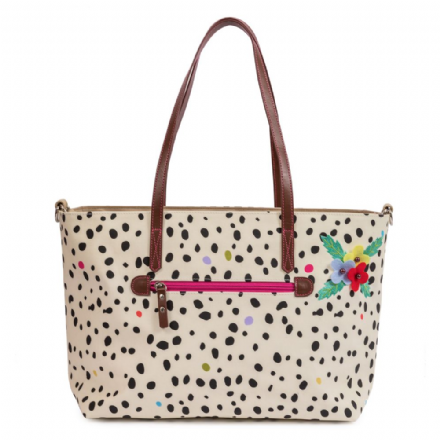 Notting Hill Tote Bag - Dalmation Fever